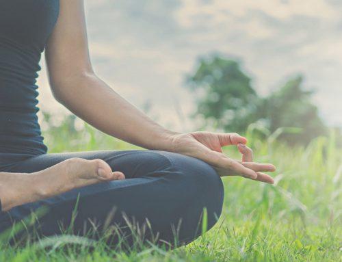 Un corps centré, un esprit équilibré…