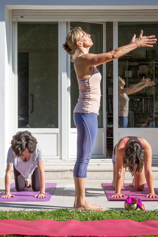 Vinyasa Yoga with Pascale Bernard