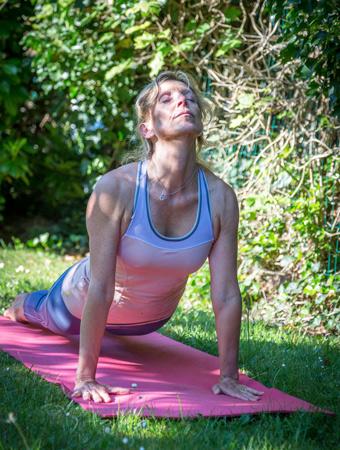 Vinyasa Yoga avec Pascale Bernard